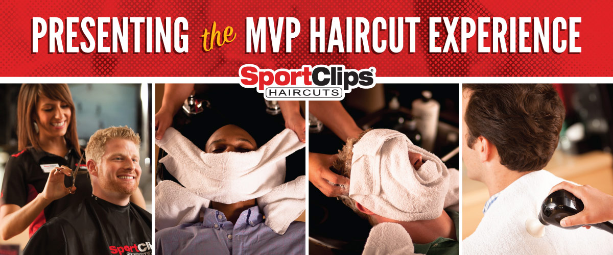 The Sport Clips Haircuts of Shreveport - Youree Drive MVP Haircut Experience