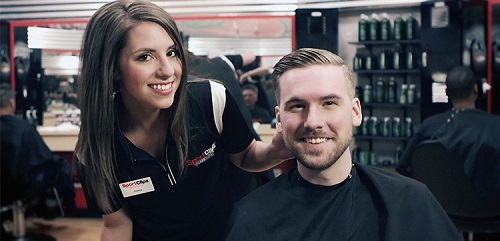 Sport Clips Haircuts of Shreveport - Youree Drive​ stylist hair cut